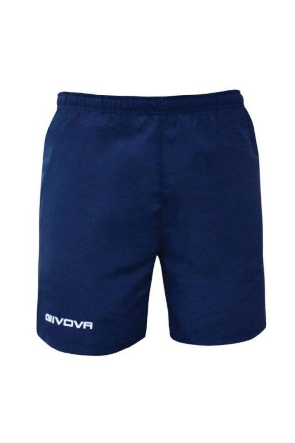 Scopri il nuovo bermuda in microfibra firmato Givova. Le tasche laterali e la posteriore lo rendono comodo, mentre il morbido tessuto esalta il massimo del comfort. Da indossare sia nel tempo libero che per il tennis.