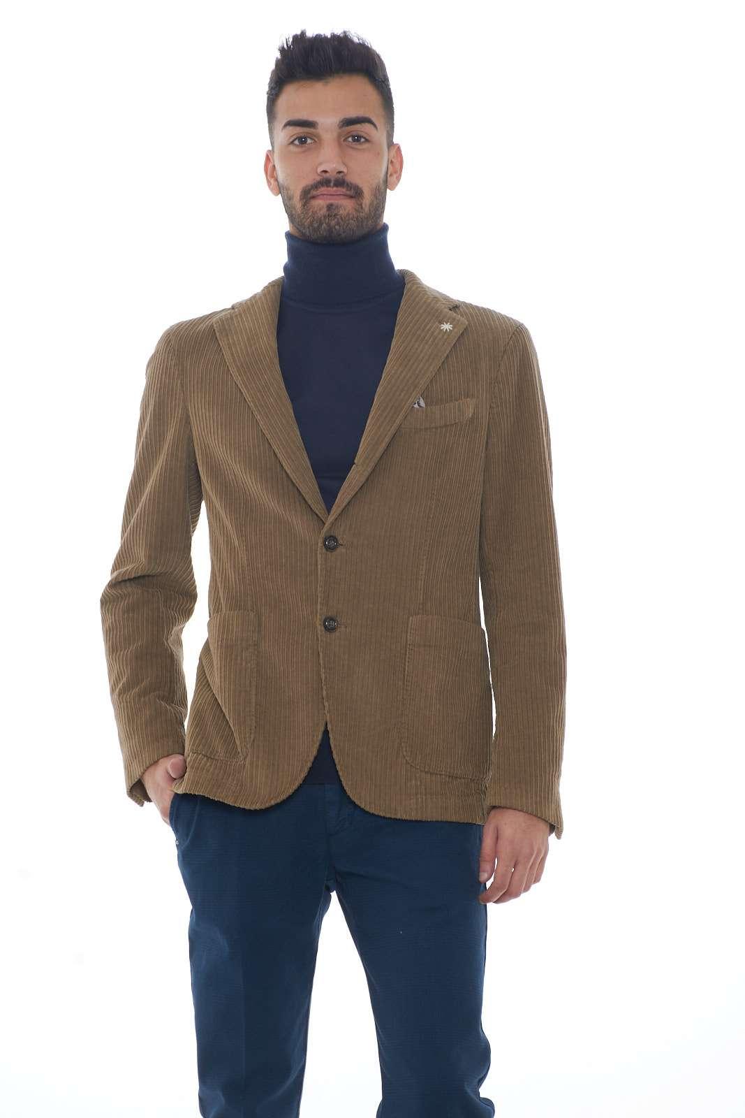 AI outlet parmax giacca uomo Manuel Ritz 2732G2728T 193508 A