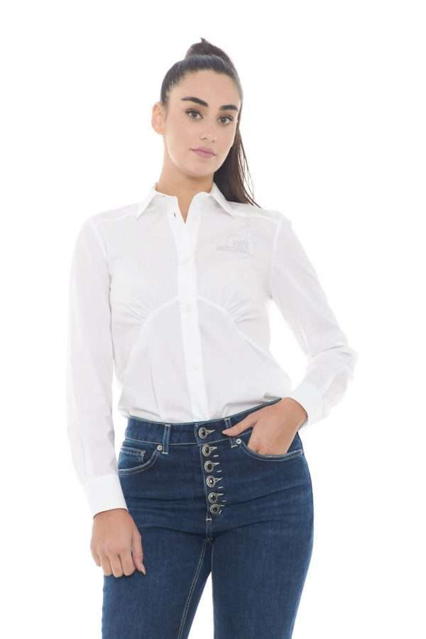 AI outlet parmax camicia donna Moschino W C D76 01 S 3296 A