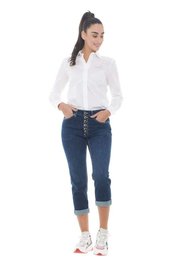AI outlet parmax camicia donna Moschino W C D76 01 S 3296 D