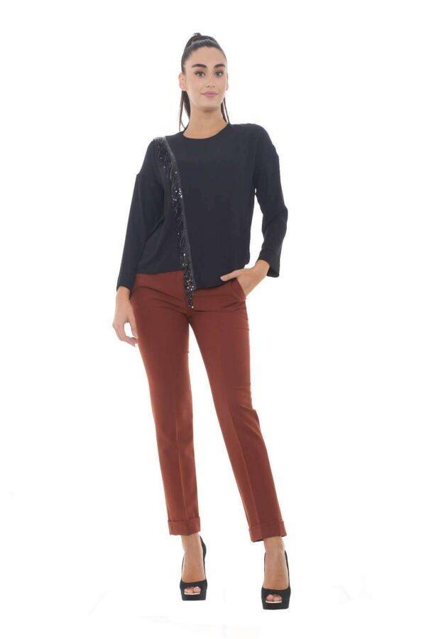 AI outlet parmax pantaloni donna Hanita HP0402525 D