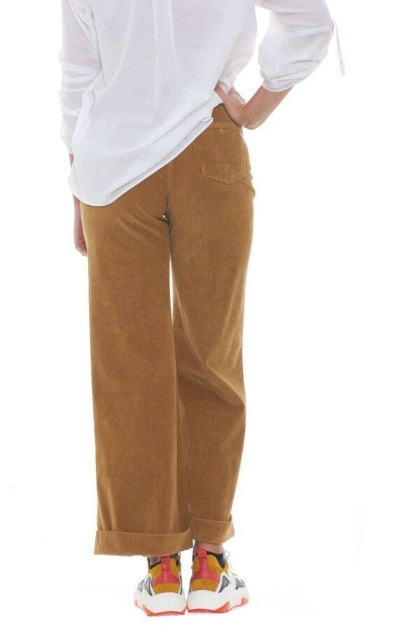 AI outlet parmax pantaloni donna True Nyc TDPW00009 C