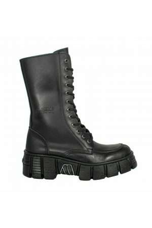 AI outlet parmax stivali donna new rock WALL029N A