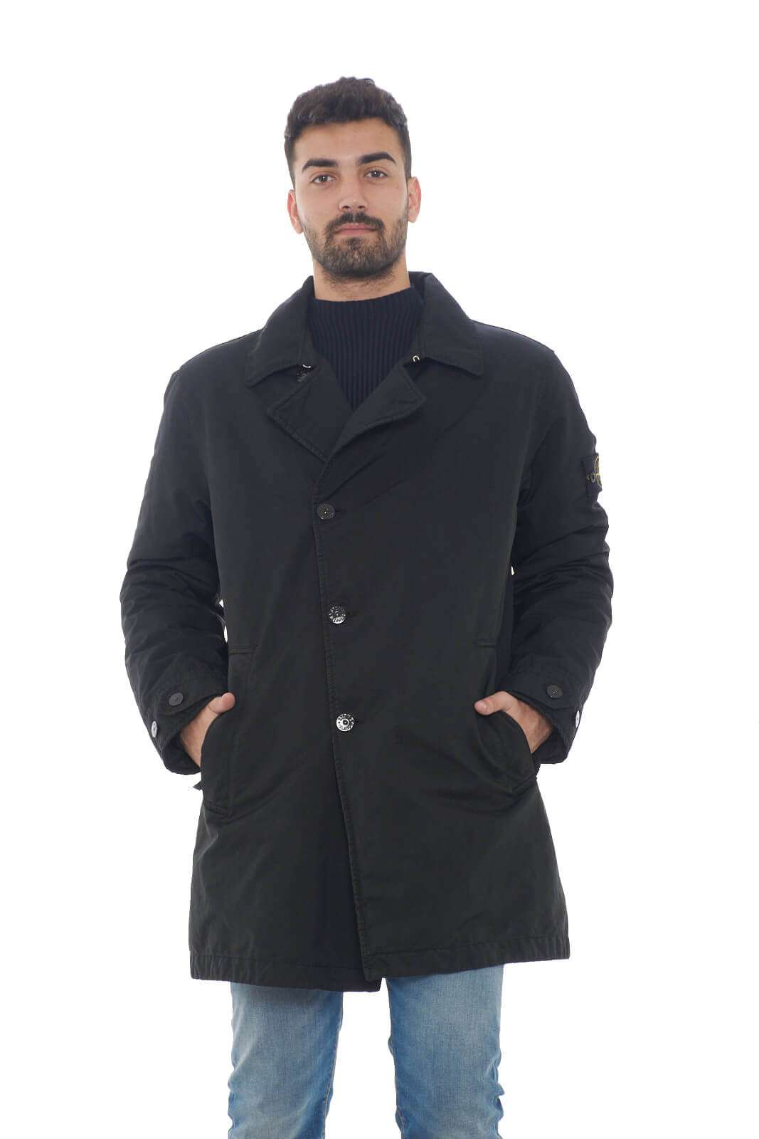 AI outlet parmax trench uomo Stone ISland 731542149 A 1