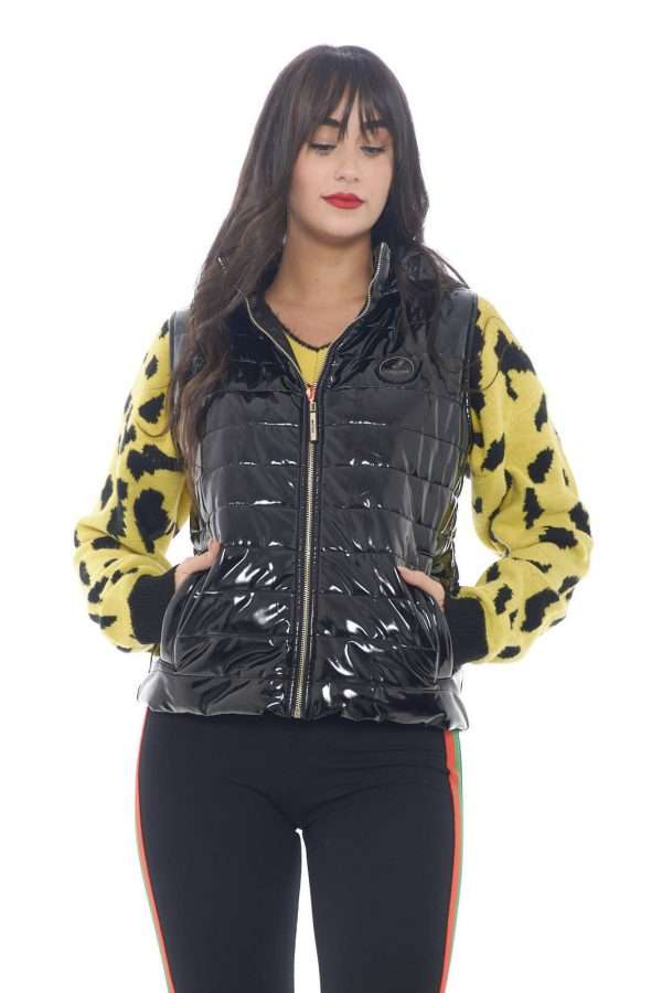AI outlet pamax gilet donna Roberto Cavalli JYY21J A 1