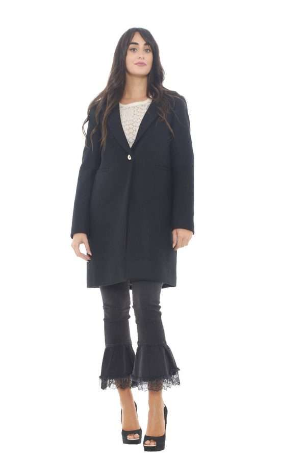 AI outlet parmax cappotto donna Liu Jo w69177 D
