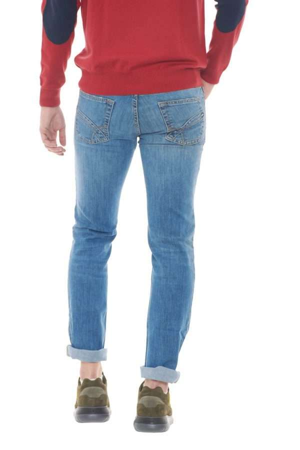 AI outlet parmax denim uomo Gas 351152 C