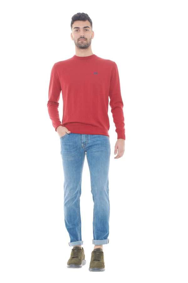AI outlet parmax denim uomo Gas 351152 D