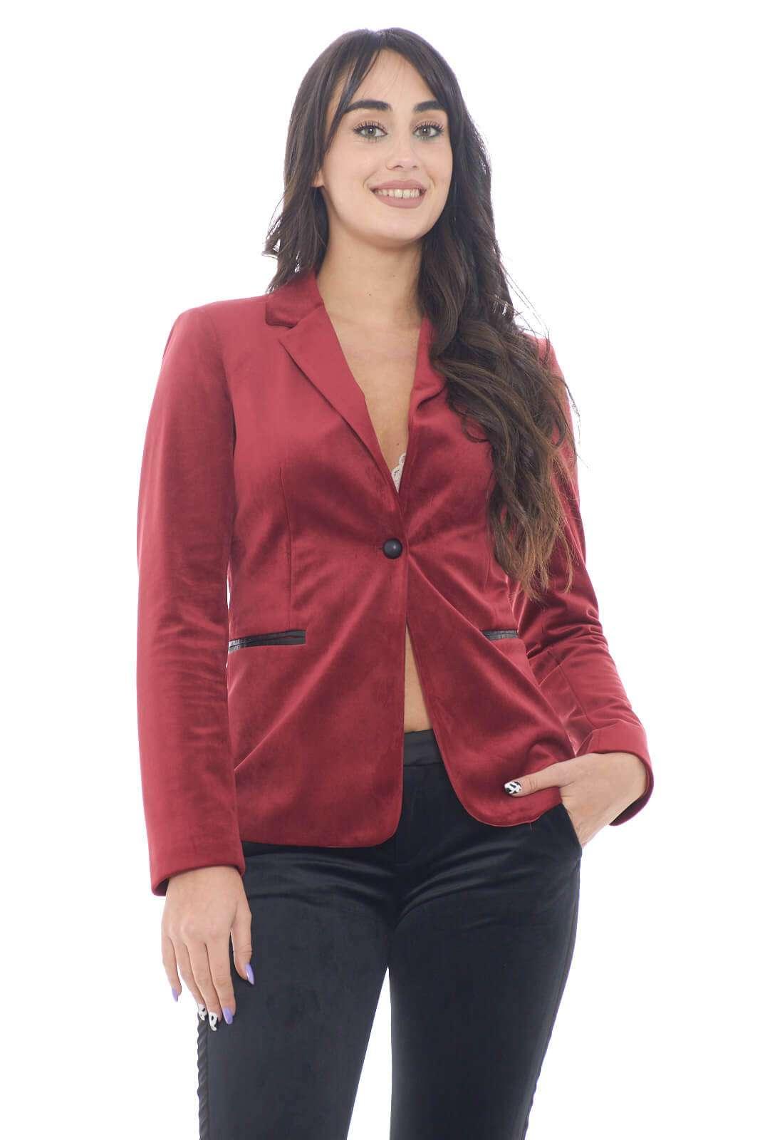 AI outlet parmax giacca donna li jo W69268 T0173 A