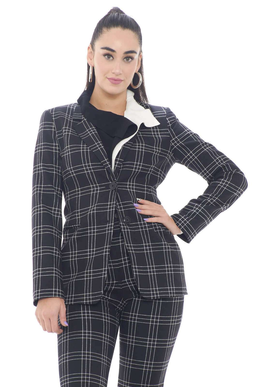 AI outlet parmax giacca donna twinSet 202TP254B A