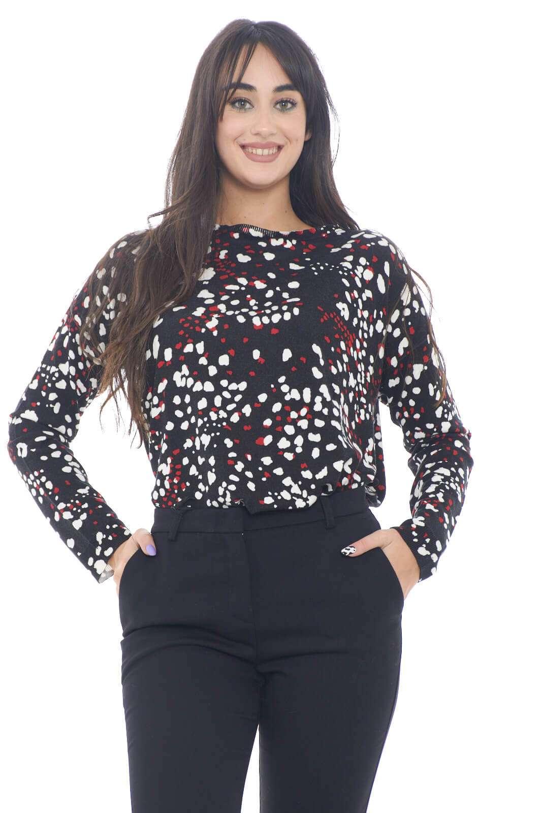 AI outlet parmax maglia donna Liu Jo C68040 A