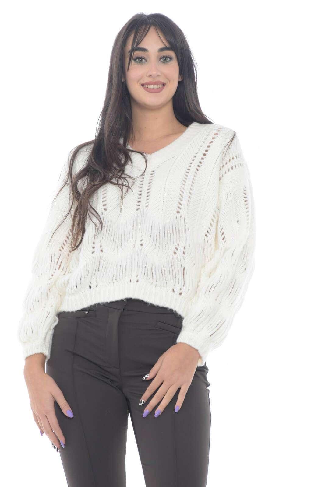 AI outlet parmax maglia donna Twin Set 202TP3245 A