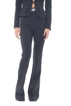 AI outlet parmax pantaloni donna Elisabetta Franchi PA32696E2 A
