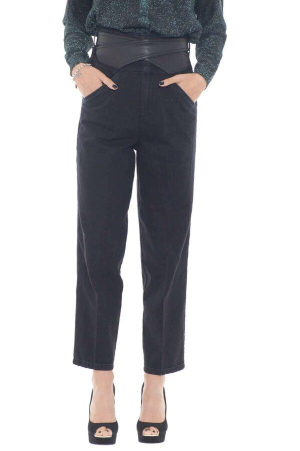 AI outlet parmax pantaloni donna Pinko 1J10H2 A