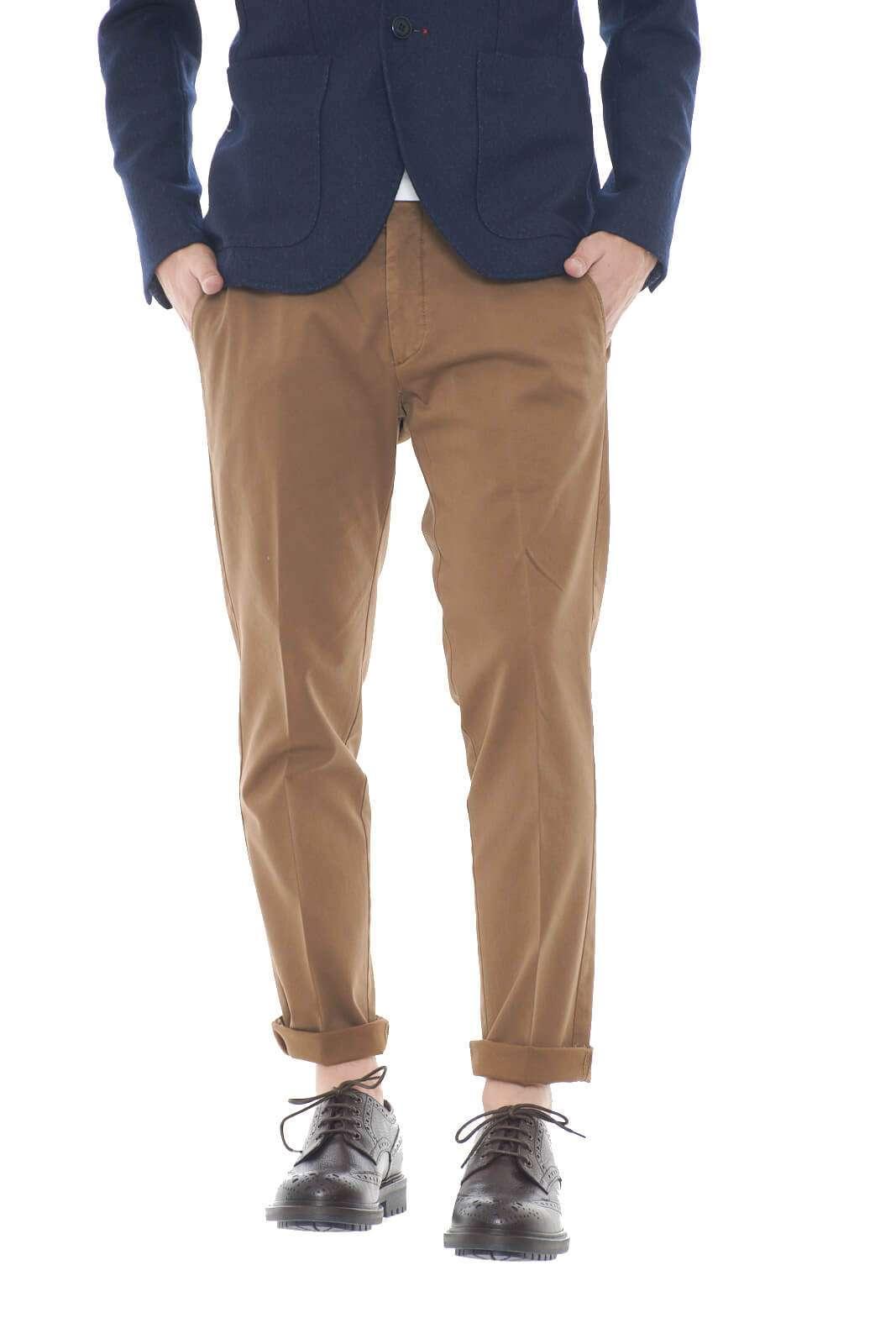 AI outlet parmax pantaloni uomo Michael Coal BRAD2468 A