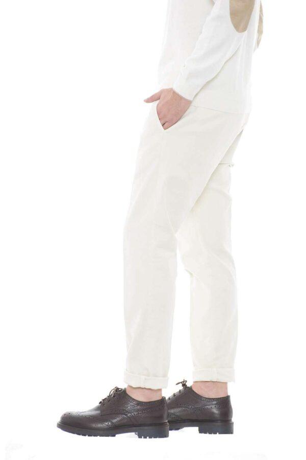 AI outlet parmax pantaloni uomo Michael Coal BRAD2731 B