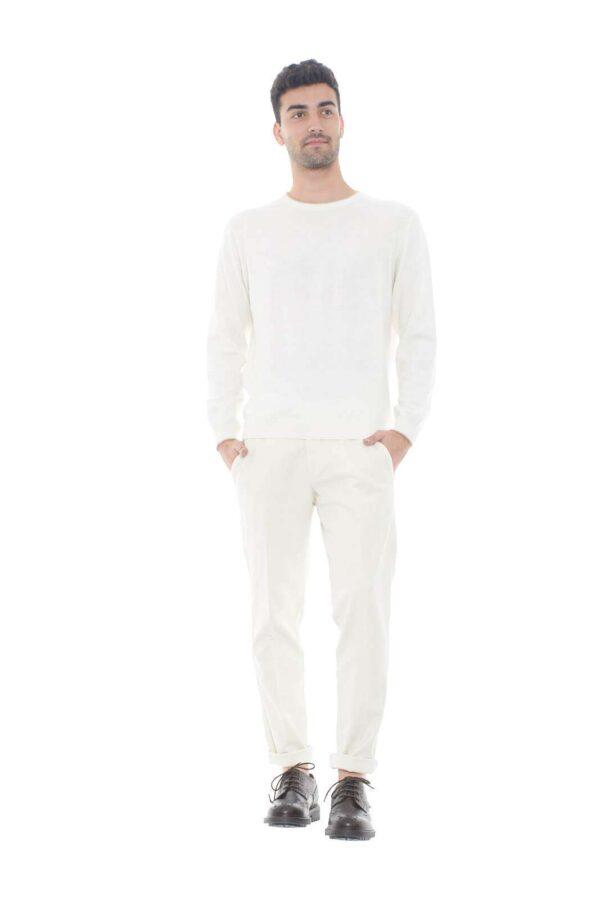 AI outlet parmax pantaloni uomo Michael Coal BRAD2731 D