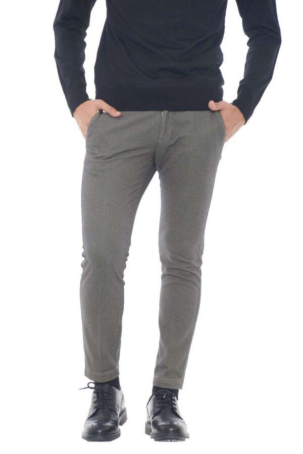 AI outlet parmax pantaloni uomo Michael Coal BRAD2747 A