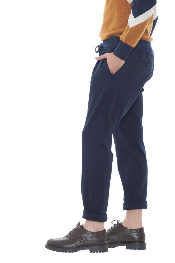 AI outlet parmax pantaloni uomo Michael Coal JHONNY3299 B