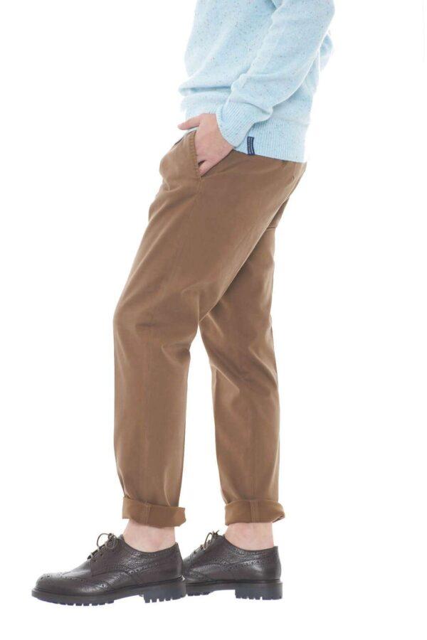 AI outlet parmax pantaloni uomo Michael Coal LAWRENCE2763 B