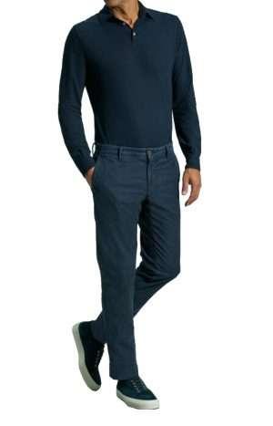 AI outlet parmax pantaloni uomo incotex 12S100 A
