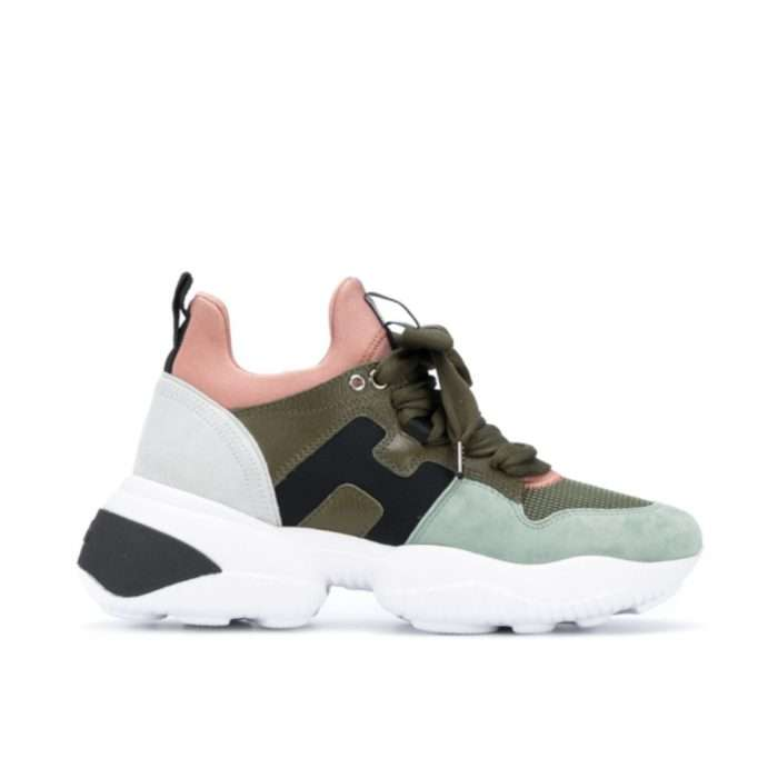 AI outlet parmax sneaker donna Hogan hxw5250ch20obs0psw A