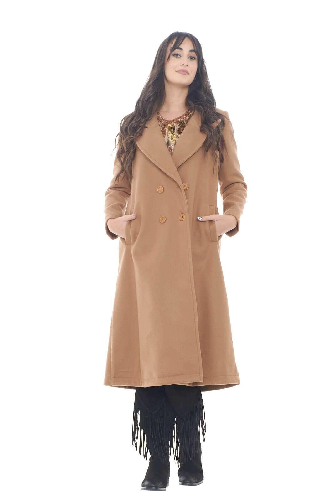 AI outlet parmaz cappotto donna delle N8226 A