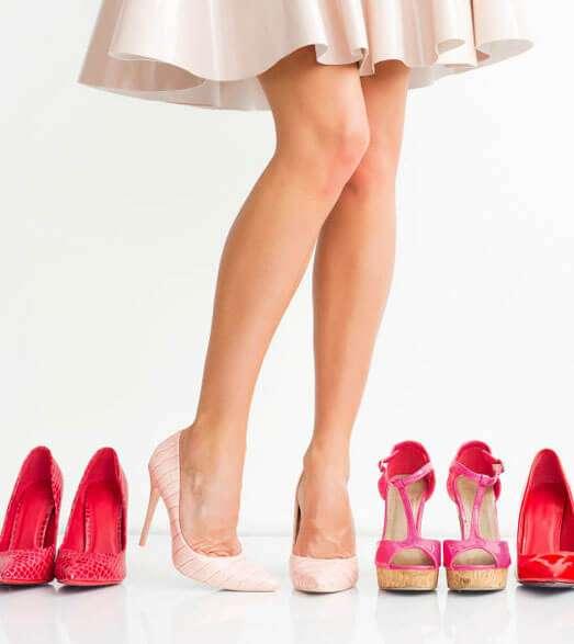 cover donna scarpe