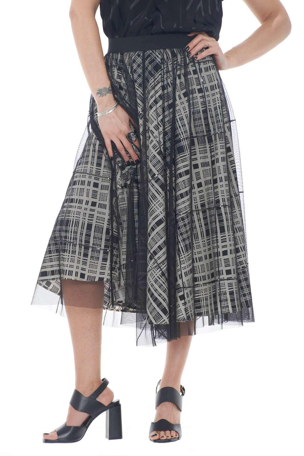 Una gonna trendy e fashion, il modello GAP di WeekEnd MaxMara. Perfetta per outfit esclusivi e alla moda, dove conquisterai tutti con abbinamenti semplici e classici. Per la donna che ama look sempre di tendenza.