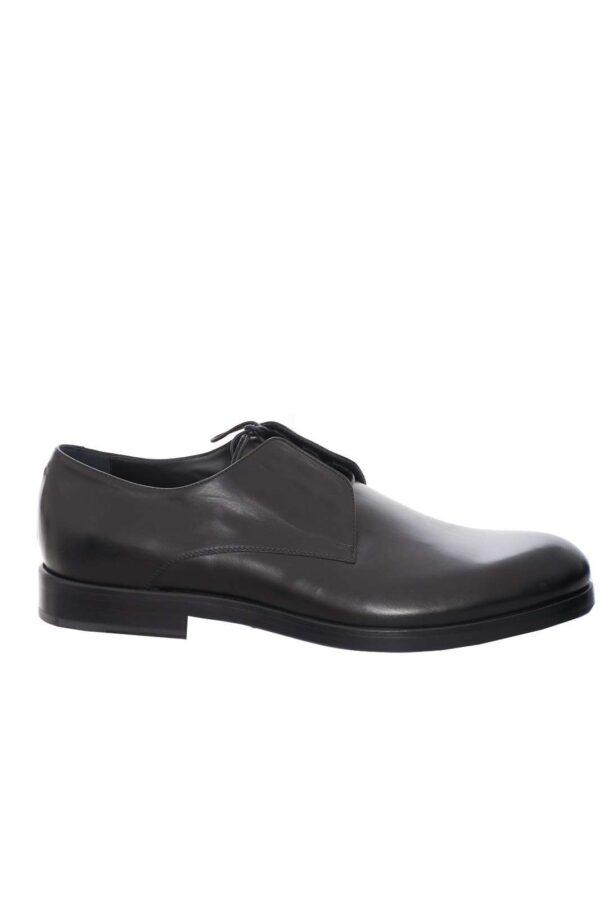 Una scarpa garanzia di stile ed eleganza, l'Alberto Guardiani, perfetta per le tue occasioni più importanti. Interamente realizzata in pelle, per un comfort unico, unito ad un look davvero esclusivo.