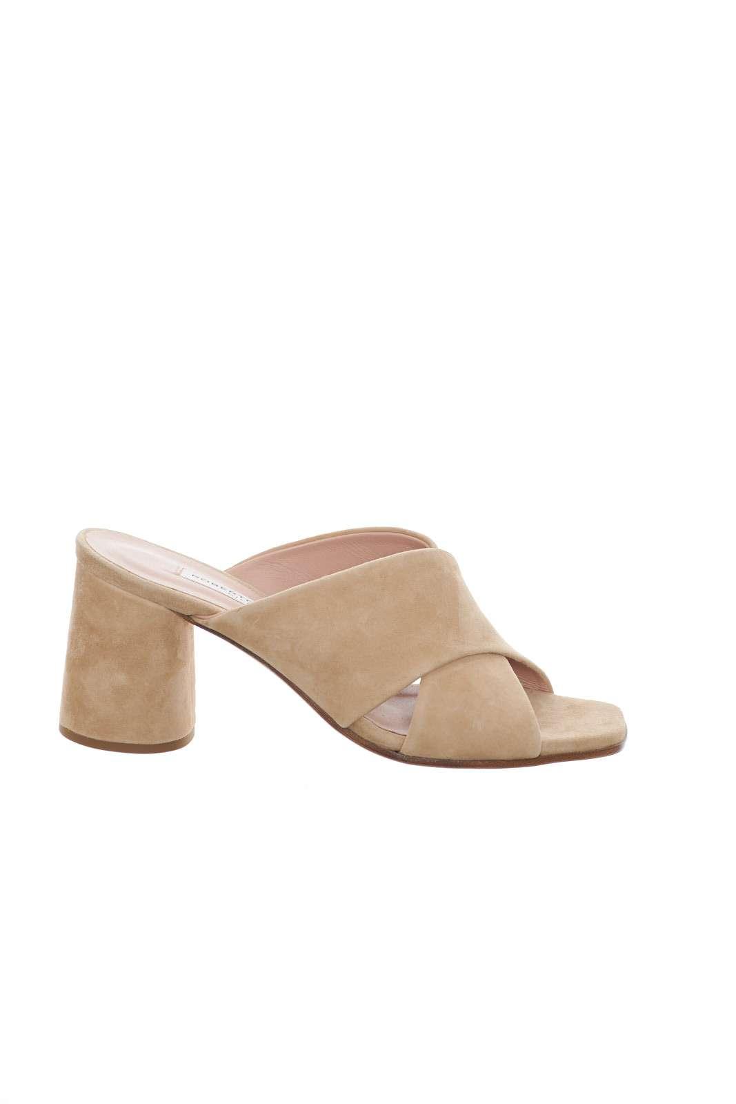 Un sandalo classico e formale, il modello PAPER della collezione Roberto Festa. Ideale per outfit estivi curati e impeccabili. Da indossare con abiti o gonne, per risultati sempre fashion.