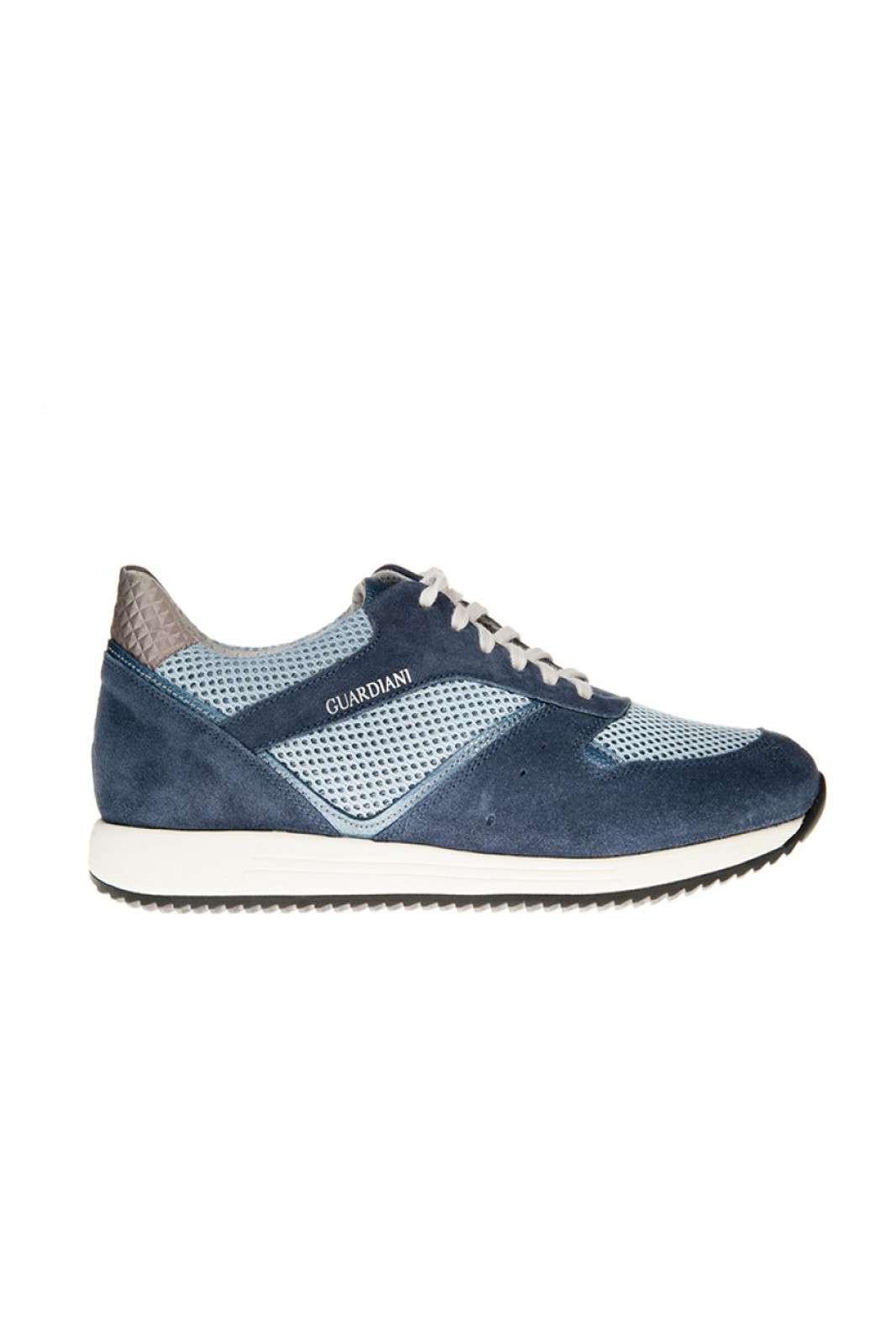Una sneaker esclusiva la SPORT FRESNO firmate Alberto Guardiani.  Perfette per outfit casual e curati, da sfoggiare al lavoro, ma anche per le occasioni più trendy con gli amici.