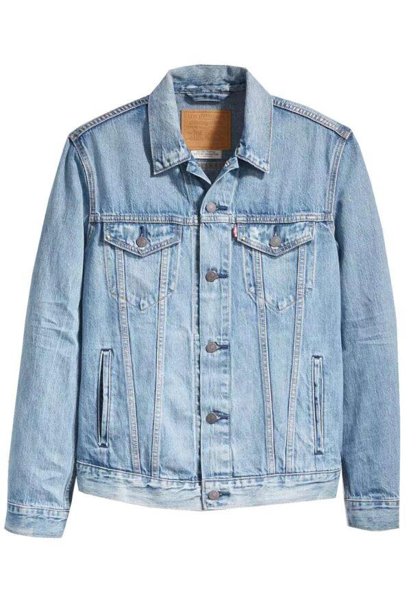 Scopri il nuovo track jacket firmato dalla collezione uomo Levi's e il suo inconfondibile stile vintage. Da indossare con ogni look, si conferma un evergreen. Caratterizzato dalla vestibilità regolare e dal lavaggio medio è un'icona intramontabile.