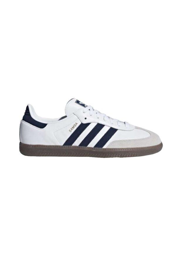 Una sneaker uomo in pelle quella proposta dalla new collection Adidas. Da indossare in qualsiasi occasione per la sua comodità e leggerezza. Abbinata ad un jeans o uno short è perfetta.