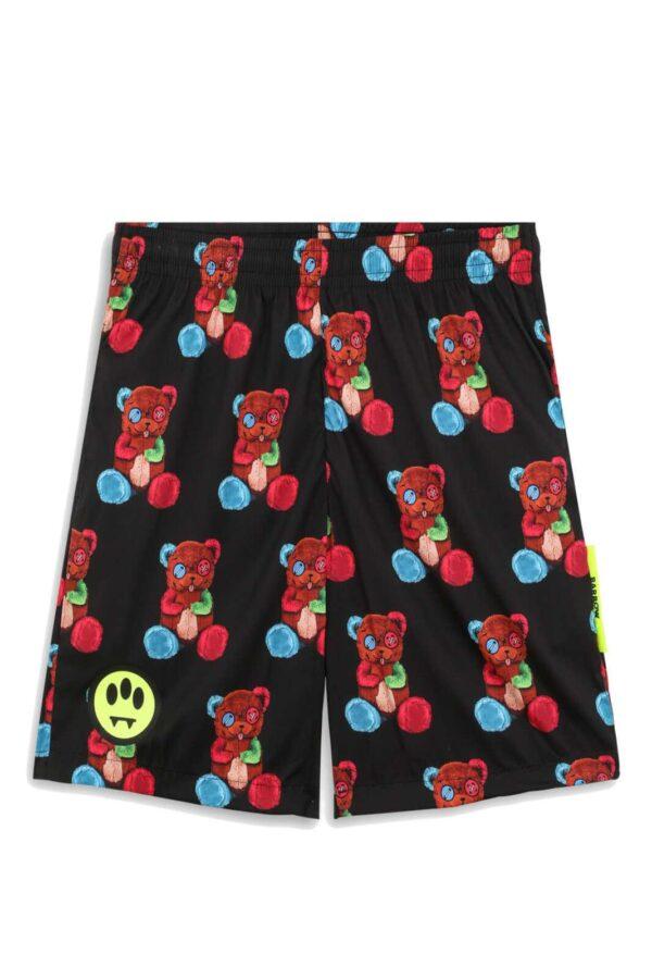 Lasciati affascinare dal gusto free proposto dalla new collection Barrow. Un pantalone corto da indossare per i look più casual con una calza in spugna e una maxifelpa per un coordinato unico.