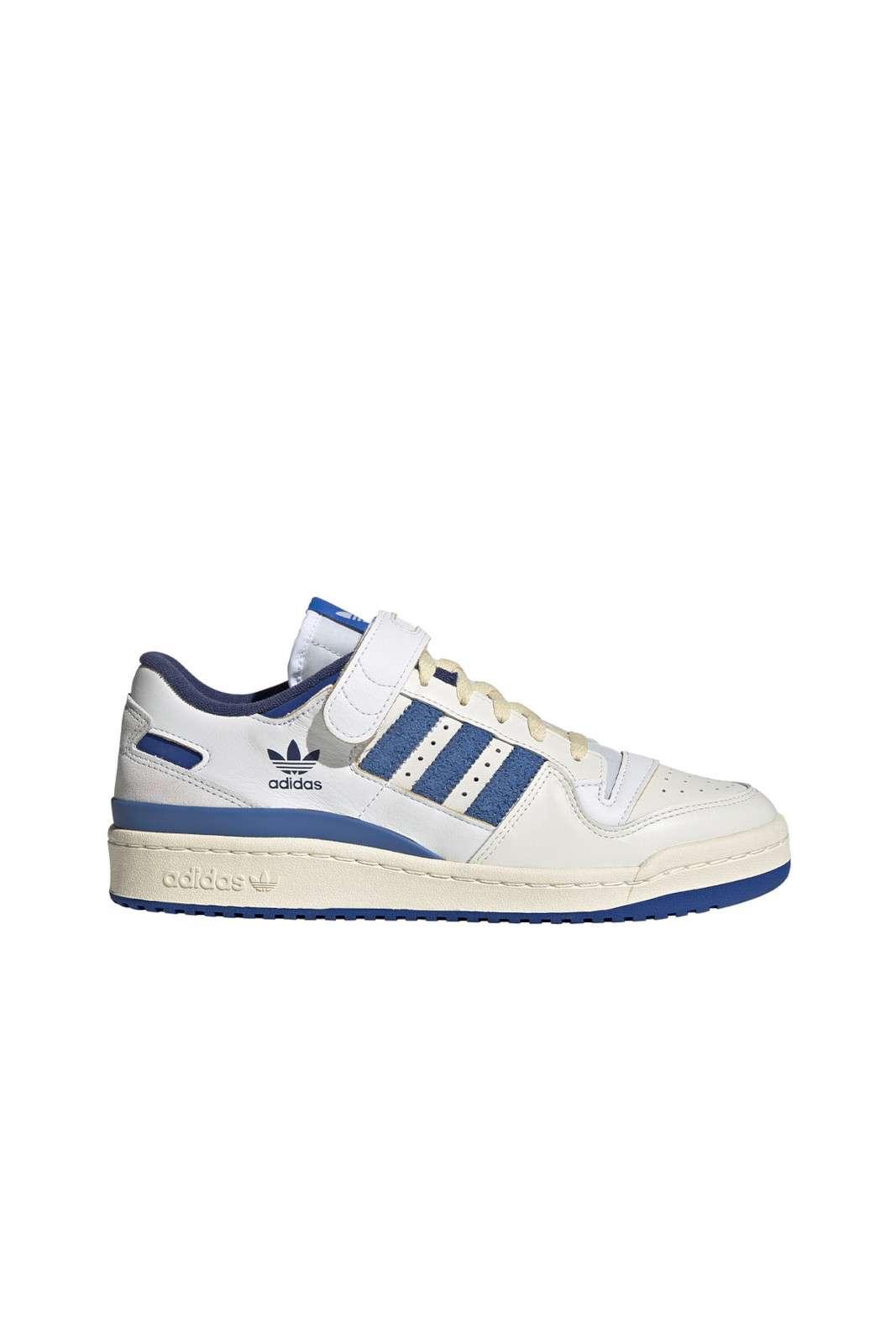 Una scarpa icona dello streetwear passato e attuale, le Adidas FORUM 84. Perfetta per outfit casual e versatili, che puntano tutto su stile e comfort, grazie alla tomaia in pelle premium e la soletta imbottita. Una garanzia in fatto di calzature.