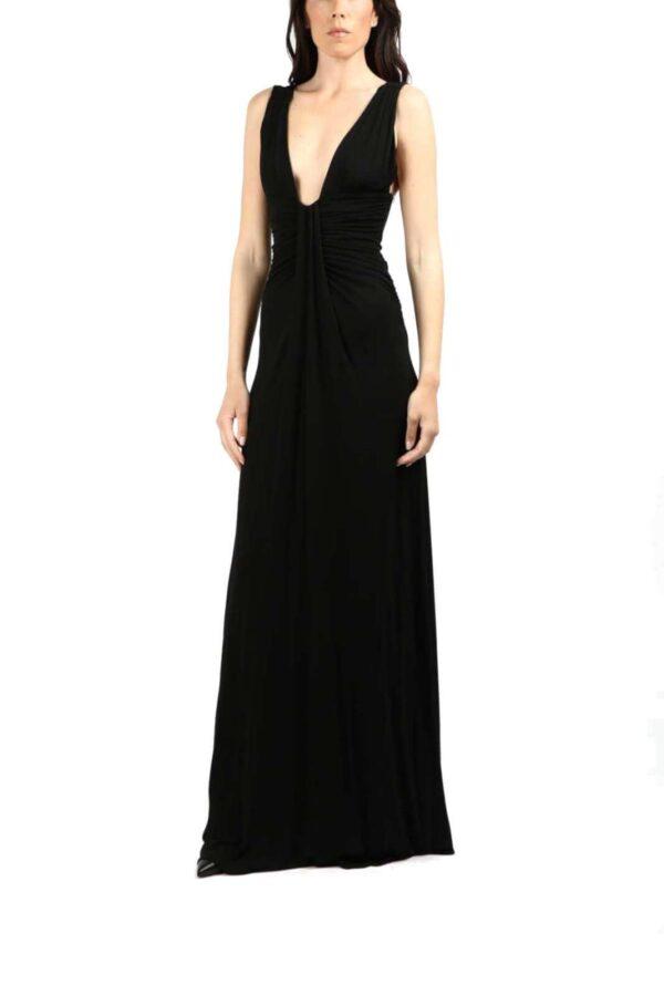 Elegante e raffinato, l'abito JULIET firmato Pinko. Perfetto per le tue serate estive più glamour, dove conquisterai per stile e classe. Da abbinare obbligatoriamente a tacchi alti, per una silhouette slanciata e alla moda.