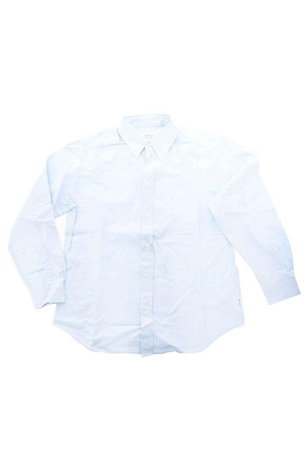 Una camicia elegante, perfetta per regalare al tuo bambino un look impeccabile nelle evenienze più importanti. Adatta alle cerimonie, o alle occasioni più speciali, per stile e raffinatezza.